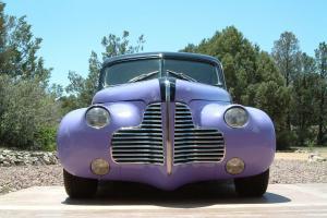 1940 Buick Super Coupe, Custom Riviera/Jaguar-esque