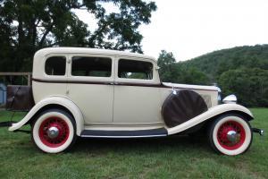 1933 Rockine Studebaker Car Photo