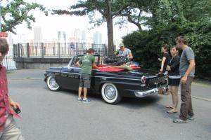 1962 Studebaker Lark convertible great tv/movie/video history