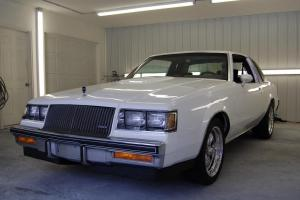 1987 Buick Regal Turbo T - Like Buick Grand National