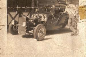 1932 3 Window Coupe, Hotrod since 1948, Documented, Magazine Feature Car