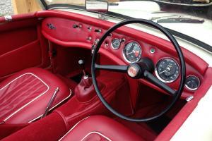 RARE 1963 MG MIDGET MK1 1098cc