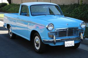 NL320 Pickup Vintage Rare Japanese Original Classic Restored Clean One-of-a-Kind