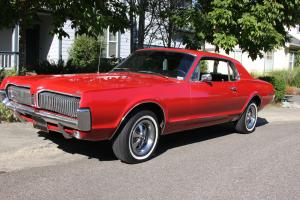 1967 Mercury Cougar XR-7 4.7L Photo