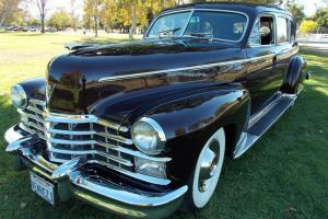 1949 Cadillac Series 75 Custom Limousine