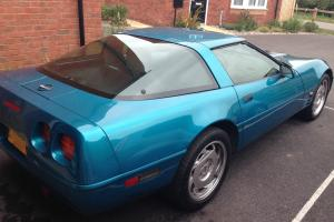 Chevrolet Corvette C4 1992 Auto RARE and over 4K of work just done