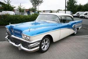 Buick Century 1958