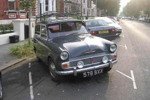 Hillman Husky 1961/ 1.4diesel 55mpg / new interior inc elec windows/cen locking