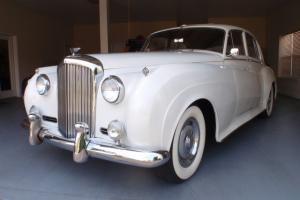 1956 Bentley S1 - I6, Auto, CD, Air, Wedding Limo - Rolls Royce Silver Wraith Photo