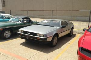 1981 DeLorean DMC-12 (Back to the future) Photo