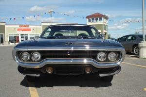 1971 Plymouth Road Runner Real Deal Triple Black Car!!!
