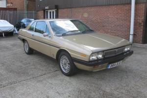 1985 Lancia Gamma SII Coupe