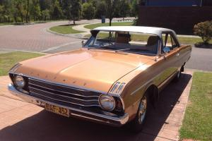 VF Valiant Hardtop Coupe in Sydney, NSW