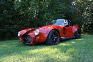 BackDraft Racing BDR Roadster Shelby Cobra Replica