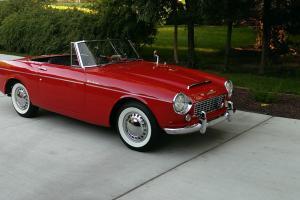 1964 DATSUN 1500 ROADSTER