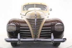 1939 Coupe Great driver!6cyl-3spd ! Quality 3preserved