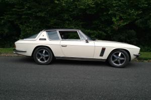JENSEN INTERCEPTOR WHITE