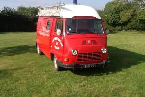 Classic Renault Estafette / H Van / Camper / tea , burger van / Fire Engine  Photo