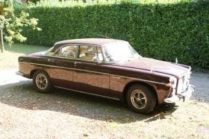 Rover 3.5 Litre V8 P5b Coupe 1972  Photo