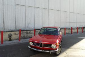 1973 BMW 2002tii, roundie ,great condition ,must see,Red with black .