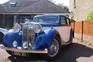 Jaguar 1947 SS Type 1.5 ltr