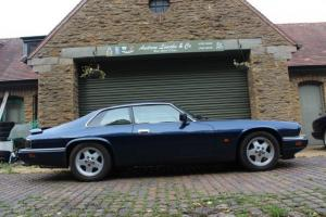 1994 JAGUAR XJS 4.0 AUTO BLUE Full celebration spec car superb condition PX swap