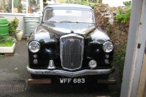 1956 wolseley 6/90  Photo