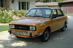 1983 Skoda 105 L