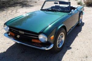 1974 TRIUMPH ROADSTER RESTORED CLASSIC GREAT CAR GREAT VALUE GREAT FUN!