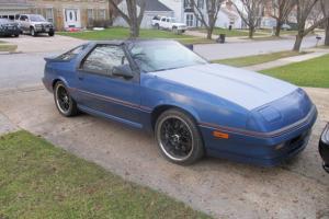 1 of 1 car!!! 1988 6.1 Hemi 6-speed Dodge Daytona Shelby Z