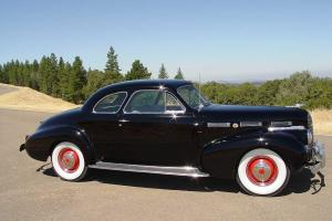 1940 Cadillac LaSalle Series 52 Coupe