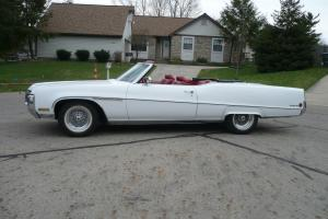 1970 Buick Electra.