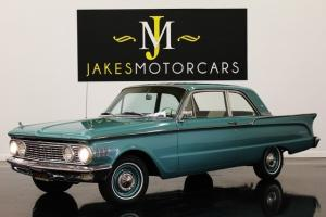 1961 MERCURY COMET COUPE, FULLY RESTORED, NUMBERS MATCHING, 1-OWNER PRISTINE CAR