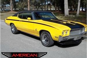 Original GS with 455 Stage 1 Upgrade Restored A/C PS PB Auto Show Ready! Yellow