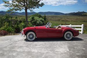 MGA 1957 Series 1 LHD 66,000 miles - a lovely restored example