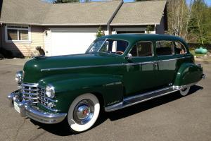 1949 Cadillac 75 Series Limo