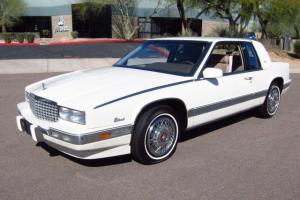 1989 Cadillac Eldorado Biarritz - Only 41K Original Miles - Like New -MINT!!