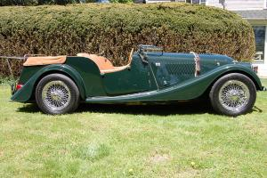 1967 Morgan Plus 4 BRG. Restored and very well sorted out example. Photo
