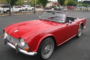 1964 Triumph TR4 - Restored - Two owner - 83K