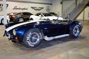 1965 Shelby AC Cobra 427 496 CID V8 CSX6000 Shelby American Carroll