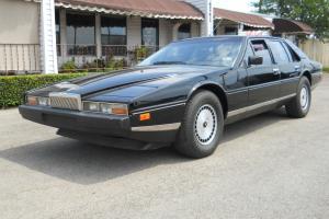 1985 Aston Martin Lagonda Base Sedan 4-Door 5.3L Photo