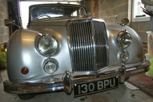 Armstrong Siddeley Sapphire 346 Mk2 1955 Project (MOT
