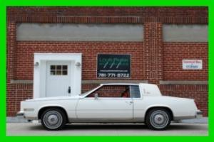 Biarritz Rare Color Combo 2 Owner Car From New! 4 New Tires! 87Pics! HD Video!