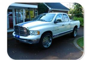 Dodge Ram 1500 5.9ltr Quad Cab Pick Up Truck Petrol/LPG