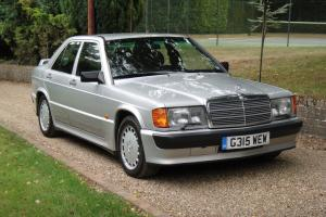1989 Mercedes-Benz 190e 2.5-16 Cosworth - Dogleg Manual - the best available