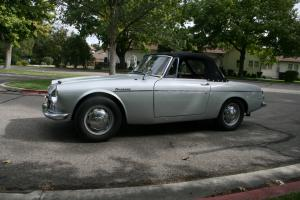 Datsun Roadster 1965 Body off restored 30k actual miles