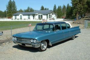 1962 Cadillac Only 63,267 Actual Miles! Only 696 Produced! Very Rare! Very Nice!