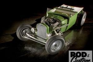 1926 dodge brothers RPU rat rod hot rod street rod roadster scta NO RESERVE