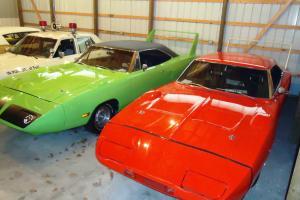 1969 Dodge Charger Daytona, 54k ORIGINAL MILES,R4 Red, 440, Auto-Buckets/Console