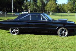 1967 Dodge Coronet R/T 440 Supercharged MOPAR